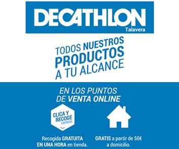 Decathlon Talavera